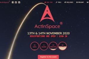 Hackathon-ActInSpace