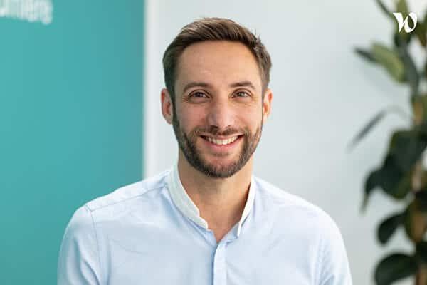 Jean-Michel Blanc, le chief technology officer d'ekWateur