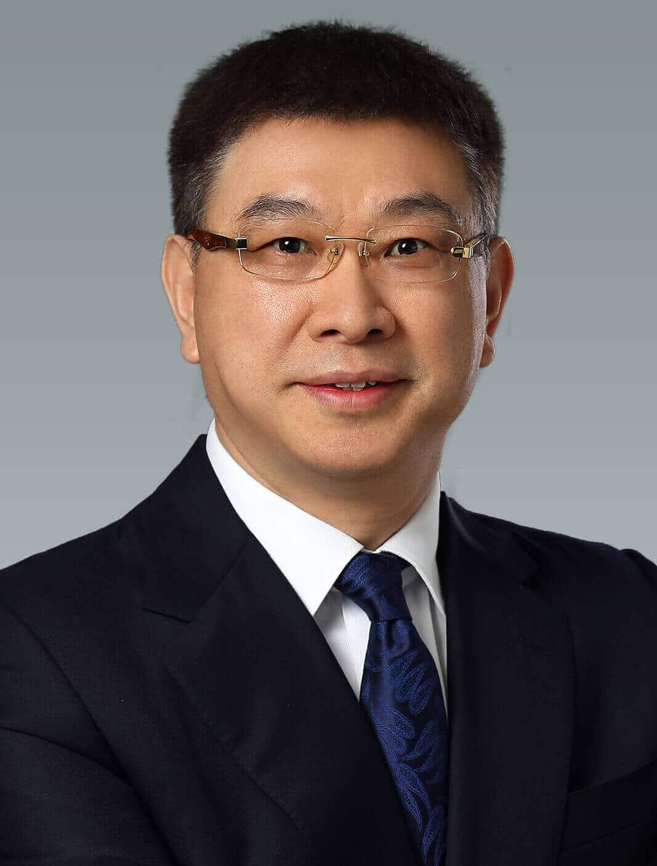 William Xu, président du conseil d'administration et de la recherche stratégique de Huawei