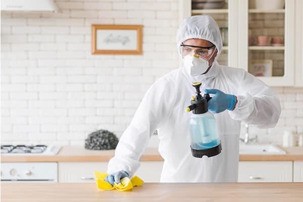 technologies de nettoyage, d'assainissement et de désinfection