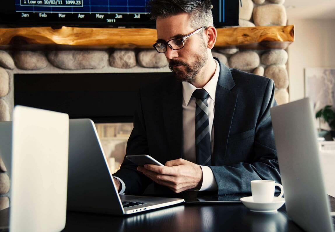consommation numérique de l'entreprise