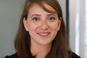 Audrey Détrie, directrice générale de Trainline International