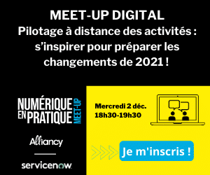 Meet up digital Numérique en pratique