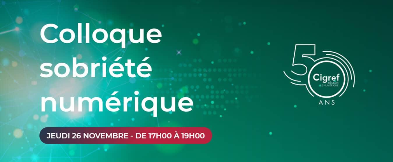 Colloque-sobriété-numérique-cigref