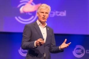 Willem Jonker, CEO de l'EIT Digital.