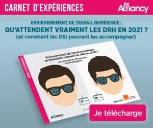 Carnet d'expériences DRH, DSI et Digital Workspace