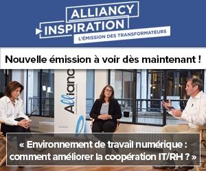Emission DRH, Découvrez notre nouvelle émission Alliancy Inspiration