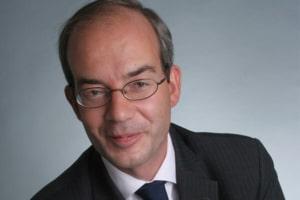 Nicolas Pauthier le vice-président RH, digital de L'Oréal
