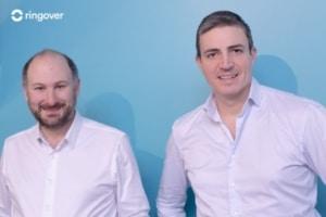 Renaud Charvet et Jean-Samuel Najnudel, fondateurs de Ringover.
