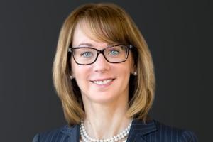 Diana Nole, Vice-présidente exécutive et directrice générale de la division Santé de Nuance