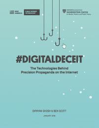 Le rapport Digital Deceit : The Technologies Behind Precision Propaganda on the Internet du Shorenstein Center on Media, Politics and Public Policy (Harvard Kennedy School) apporte plus de précisions sur le mode opératoire des trolls dans leur utilisation détournée et malveillante de la technologie.