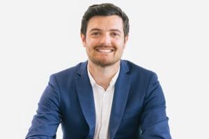 Hugo Manoukian, CEO et co-fondateur de MoovOne