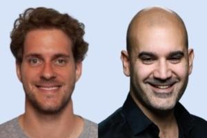 Gregory Tappero et Nima Karimi, co-fondateurs de Silvr.