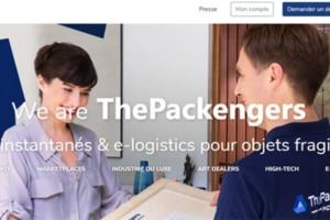 La start-up française ThePackengers disrupte le monde du transport et de l'art