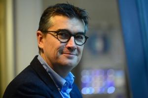 Laurent Manach, directeur général du pôle EMC2
