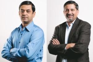 Monish Darda et Samir Bodas, cofondateurs d'Icertis.