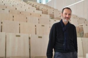 Alain Boniol, directeur des Systèmes d'information chez Télécom Paris.