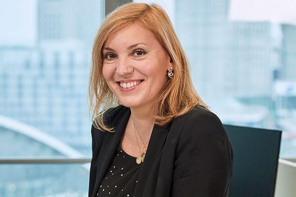 Alexandra Michy, Directrice de la communication, du marketing opérationnel et de l'expérience client, ENGIE Solutions Villes & Collectivités