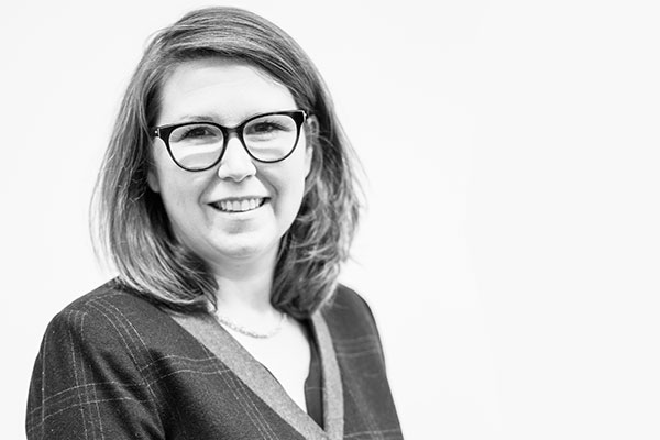 Emilie Bauchère, Directrice du programme de refonte du site Allianz.fr
