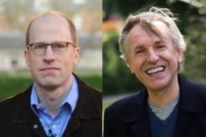 Nick Bostrom et David Pearce sont deux philosophes, respectivement suédois et britannique, qui ont contribué à rendre le mouvement transhumaniste crédible auprès de la communauté scientifique et politique.