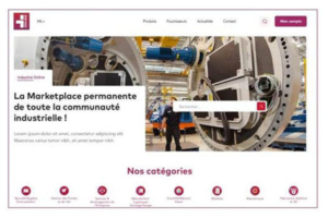 La-marketplace-«-Industrie-online-»-vient-d'être-lancée