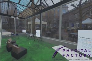 Le groupe ESCP Business School a lancé en début d'année sa « Phygital Factory »