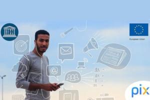 L'UNESCO et Pix s'associent pour développer les compétences numériques de 20 000 jeunes