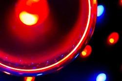 """Hal 9000 réimaginé par le photographe Nikk. / L'intelligence artificielle présente dans le film de Stanley Kubrick """"2001 : l'Odyssée de l'espace"""" a largement influencé les assistants vocaux intelligents que nous connaissons aujourd'hui comme Siri d'Apple, Alexa d'Amazon, Cortana de Microsoft..."""