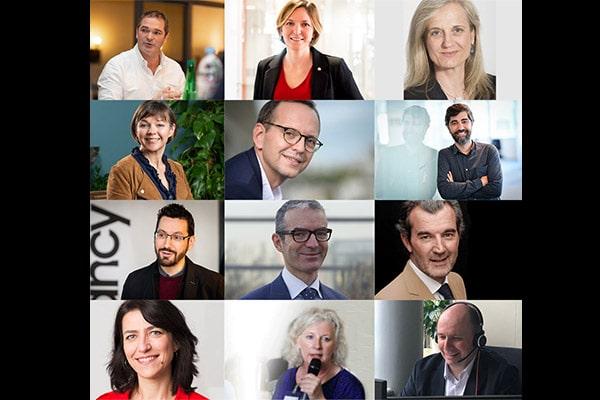 """Participants aux Comité Editorial """"les défis de la relation client/usager"""""""