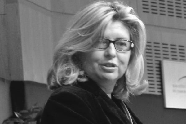 Sandrine Degos, présidente de Care Insight et responsable de Work n'Vax