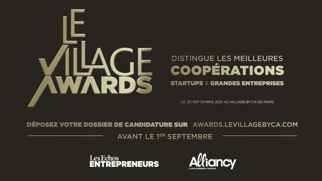 Village Awards 2021 - appel à candidature