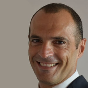 Andrea Ciavarella, Southern Europe Sales Director for Customer Workflows Solutions chez ServiceNow