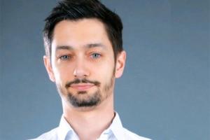 Christian Blain, responsable de la BU Cegid XRP Ultimate chez Syxperiane