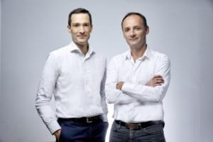Philippe de Chanville et Christian Raisson, les co-fondateurs et co-CEO de ManoMano.