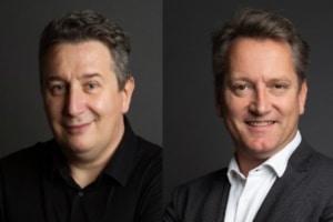 Pierre Huber et Christophe Cressend, fondateurs d'Agilitest