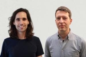 Marcelo Lebre et Job van der Voort, fondateurs de Remote.
