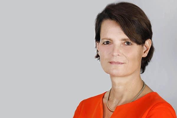 Laurence Nentas, Directrice Marketing et Communication chez Toshiba TFIS