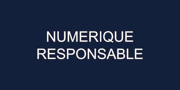 Numérique Responsable