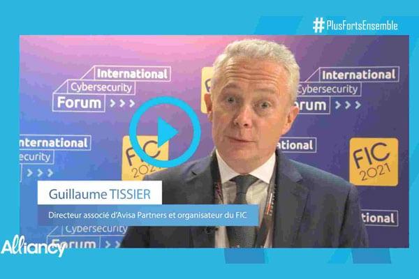 Guillaume Tissier, directeur associé d'Avisa Partners (@