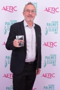 3e lauréat Palme Experience Client - Philippe PERRAULT, Président de la MACIF