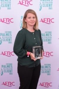 Lauréat - Palme Experience Client -- Mélanie DENIS, Directrice Relation Client & Marketing Client Cdiscount