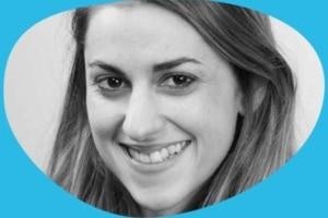 Victoria Benhaim, fondatrice d'I-lunch.