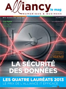 Alliancy, le mag 9 -dec 2013 - janv 2014