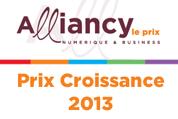 Découvrez les lauréats du Prix Croissance Alliancy 2013
