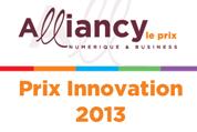 Découvrez les lauréats du Prix Innovation Alliancy 2013