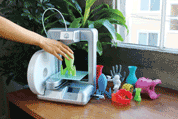 L'impression 3D, innovation de rupture
