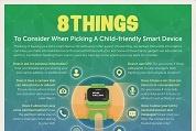 8 conseils pour assurer la sécurité de vos enfants face aux objets connectés