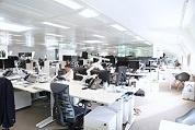 Les locaux parisiens de GE Digital Foundry
