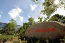 Les locaux d'Alibaba sur le campus universitaire de Xixi, à l'est de la Chine.