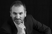 Fabrice Marsella, le maire du Village by CA parisien.